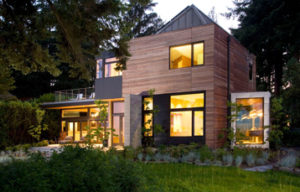 Platinum House, Bainbridge Island