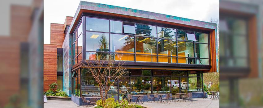 Eagle Harbor Market Building Exterior - by Coates Design Architects - Seattle, WA