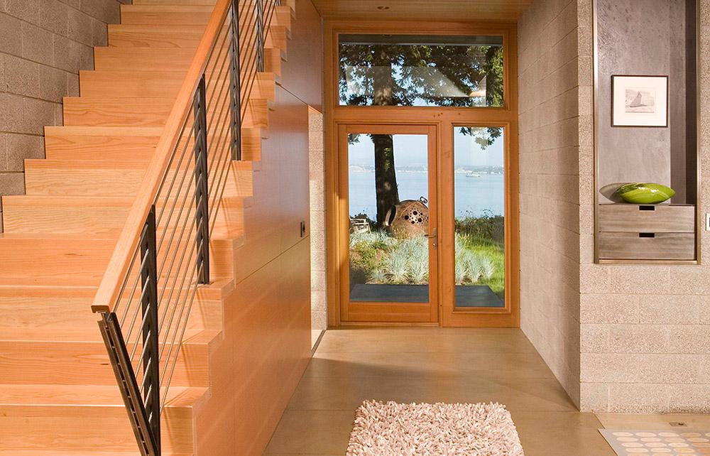 Platinum House, Interior, Stairs